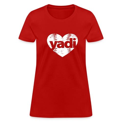Love Yadi  - Women's T-Shirt