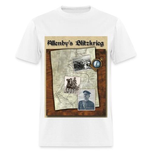 allenby std - Men's T-Shirt