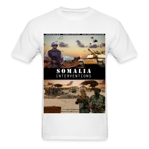 somalia std - Men's T-Shirt