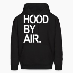 hood by air Hoodies