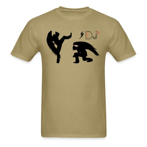 Devil Jin (evil in) men - Men's T-Shirt