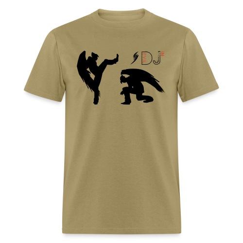 Devil Jin (evil in) men - Men's T-Shirt