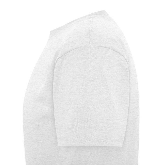 Men's Standard Weight T-Shirt - Black Logo