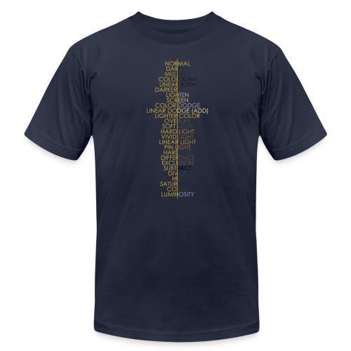 Blend Modes - Men's  Jersey T-Shirt