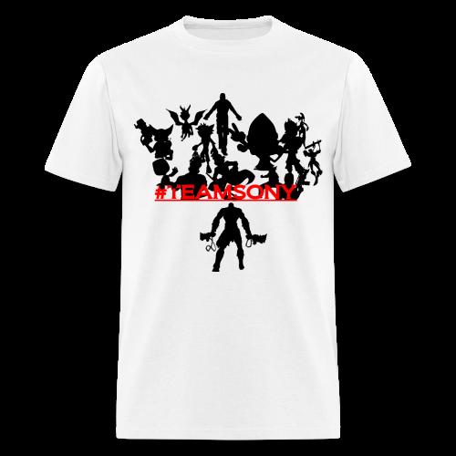 #TeamSony - Men's T-Shirt