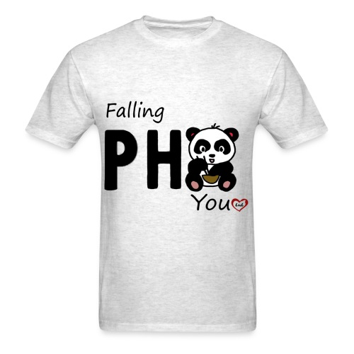Falling Pho You - Men's T-Shirt