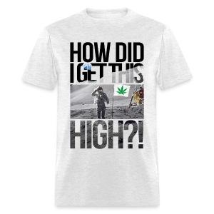 High Astronaut  - Men's T-Shirt
