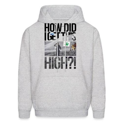 High Astronaut  - Men's Hoodie