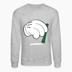 cocaine hands Long Sleeve Shirts