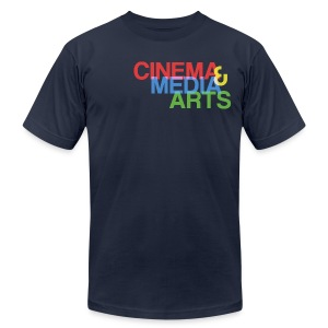 Cinema and Media Arts - Director - Men's Fine Jersey T-Shirt