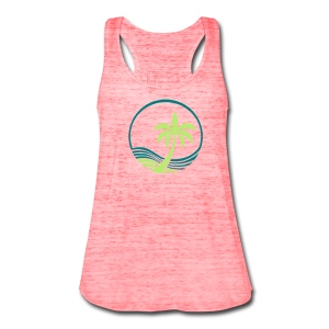 One-Tree Island - Women's Flowy Tank Top by Bella