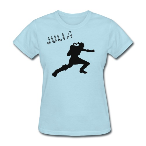 Julia girls - Women's T-Shirt
