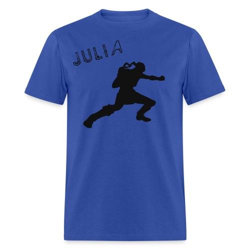 Julia men - Men's T-Shirt