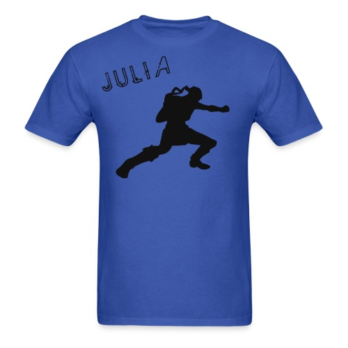 Julia men - Men's T-Shirt