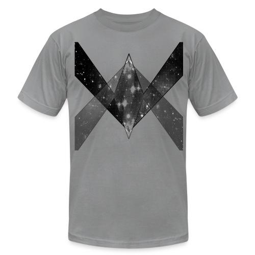 Space- Men - Men's Fine Jersey T-Shirt