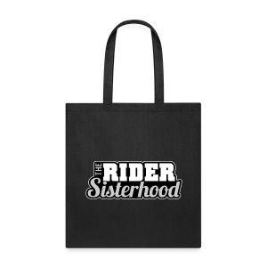 Rider Sisterhood Tote Bag - Tote Bag