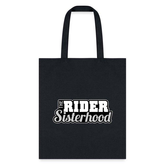 Rider Sisterhood Tote Bag