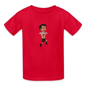 Kids T-Shirt - Hairy chest celebration - Kids' T-Shirt
