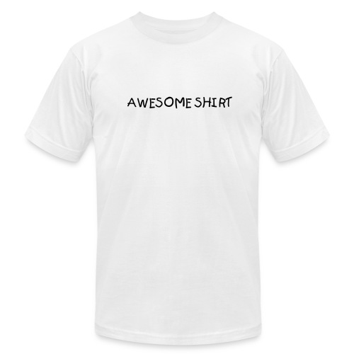 AWESOME SHIRT - Men's Fine Jersey T-Shirt