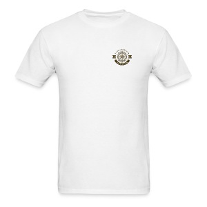 Anchor Deep Your Soul - Captain - Men's T-Shirt