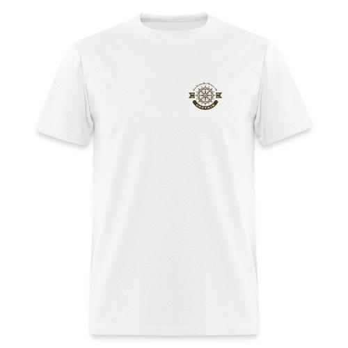 Anchor Deep Your Soul - Captain - Men's T-Shirt