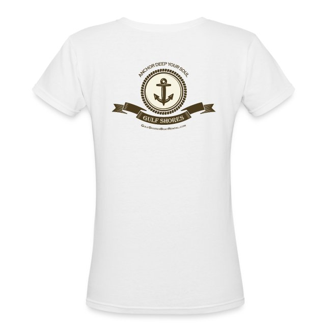 Anchor Deep Your Soul - Deckhand - Womens