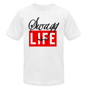 Swag Life Tee - Men's T-Shirt by American Apparel