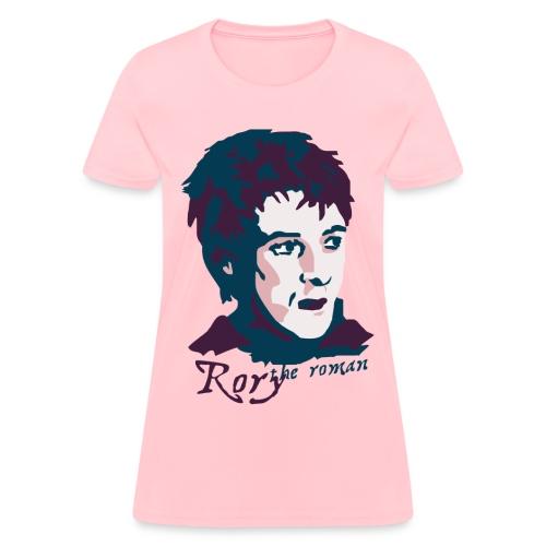 Rory The Roman - Women's Tee - Women's T-Shirt