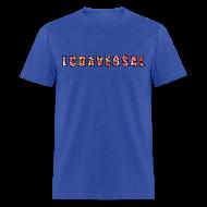 T-Shirts ~ Men's T-Shirt ~ Ludaversal - DTP Records