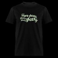 T-Shirts ~ Men's T-Shirt ~ HereGhosty-Tee