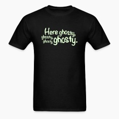 Here Ghosty Ghosty T-Shirts