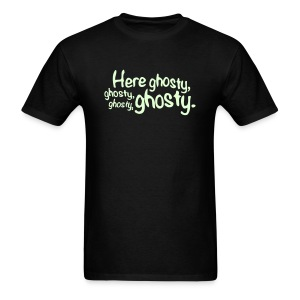 HereGhosty-Tee - Men's T-Shirt