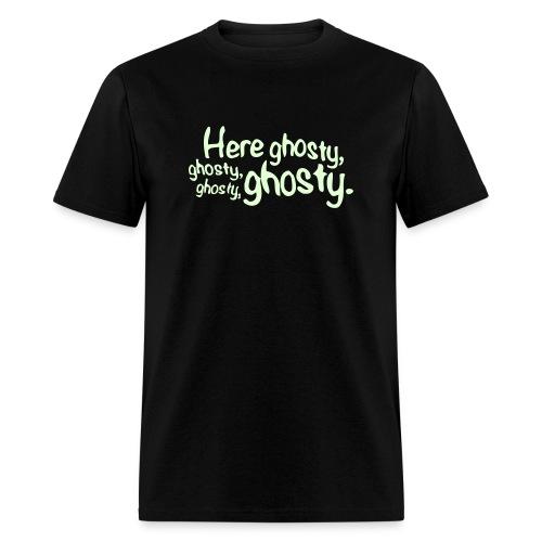 HereGhosty-Tee - Men's T-Shirt