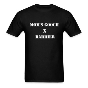 Mom's Gooch x Barrier (Collab) - Men's T-Shirt