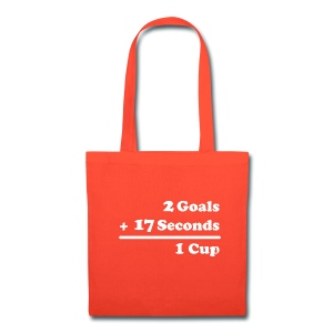 2 Goals - Tote Bag