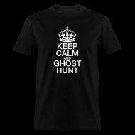 T-Shirts ~ Men's T-Shirt ~ KeepCalmGhostHunt-Tee