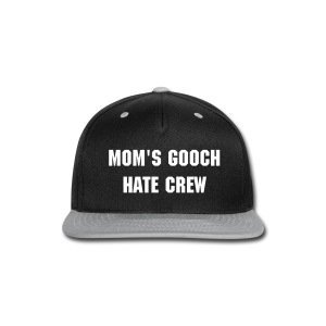 HATE CREW Snapback - Snap-back Baseball Cap
