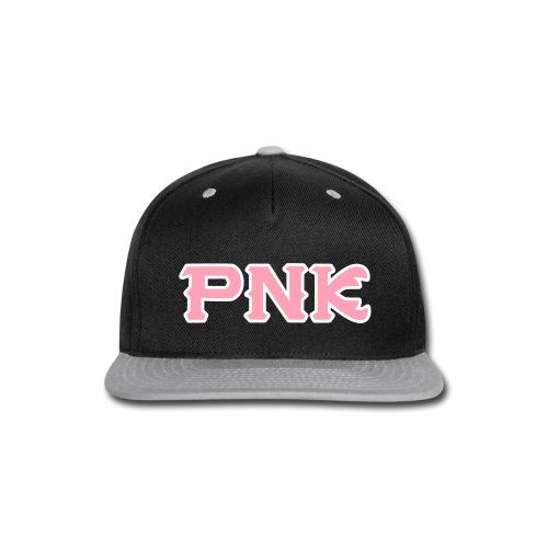PNK Snapback - Snap-back Baseball Cap