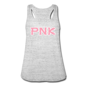 Women's PNK Tank - Women's Flowy Tank Top by Bella