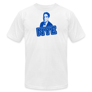 Bill Nye shirt - Men's T-Shirt by American Apparel