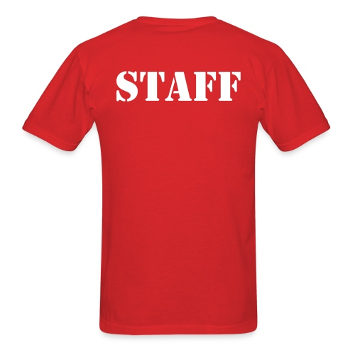 BRO.S STAFF - Men's T-Shirt
