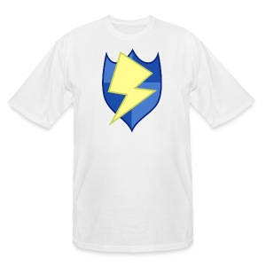 EQG Flash Sentry T-Shirt - Men's Tall T-Shirt