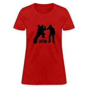 Bob fat/slim (girls) - Women's T-Shirt