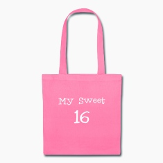 My sweet 16 Sixteen Birthday 1c Bags & backpacks