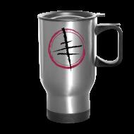 Mugs & Drinkware ~ Travel Mug ~ Cruxshadows Travel Mug