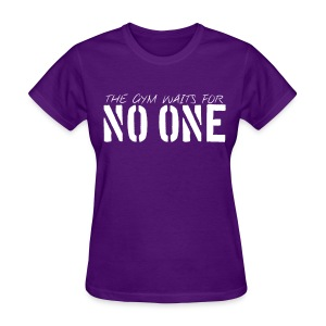 Women's T-Shirt - Motivational Apparel | XFit Motivation | Fitness Motivation | Awesome Gear For Fitness Addicts --- T-Shirts, Long Sleeves, Sweatshirts, Tank Tops, and more! Male and Female Clothing Available + Accesories such as iPhone Cases