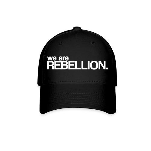 Rebellion Fitted - Baseball Cap
