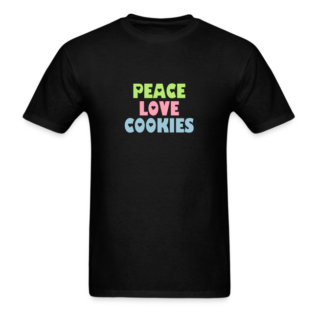 Peace-Love-Cookies Man