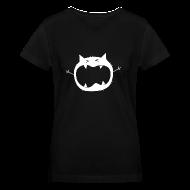 Women's T-Shirts ~ Women's V-Neck T-Shirt ~ Grumo-GRR Front - Girl