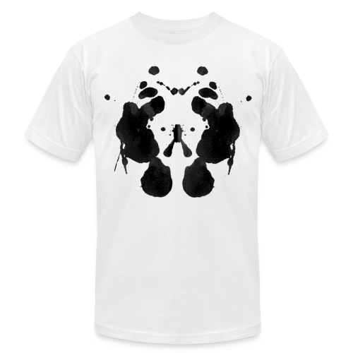 Rorschach Test - Men's Fine Jersey T-Shirt